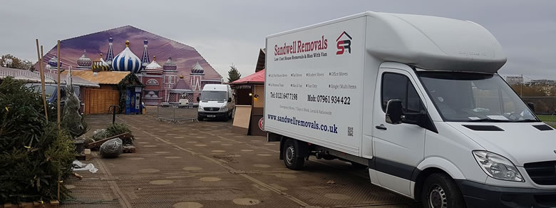 Removals Company Sandwell